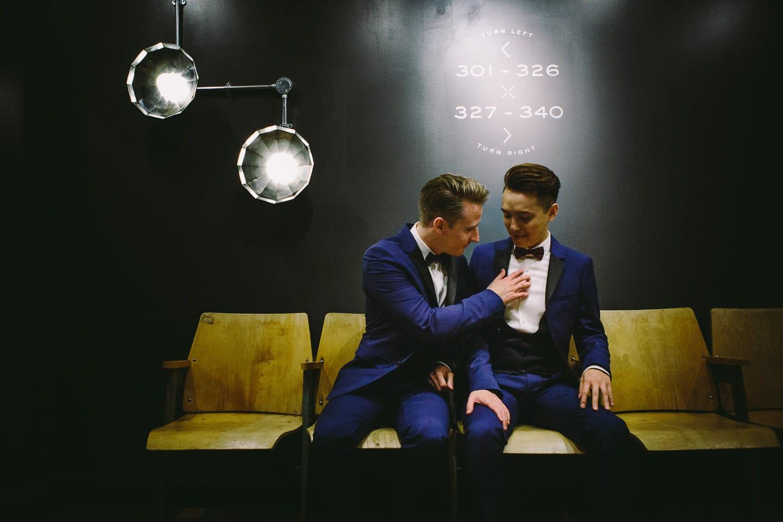 Hoxton Hotel wedding